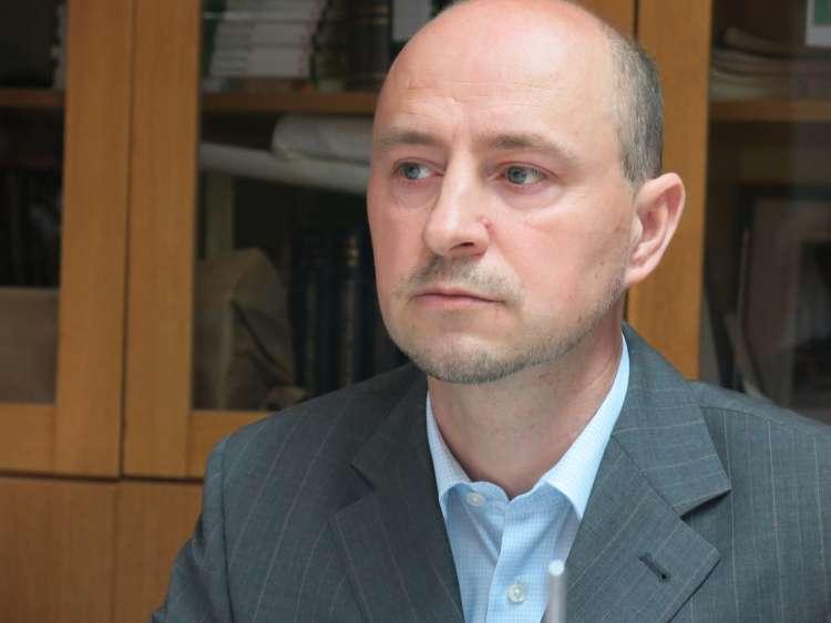 Dean Božnik, tiskovni predstavnik PU Nova Gorica