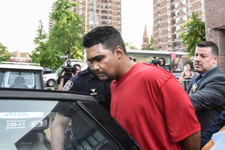 Richard Rojas, voznik, napadalec na Times Squareu