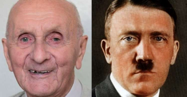 Herman Guntherberg, Adolf Hitler
