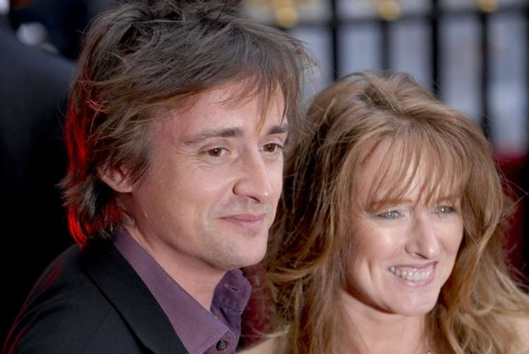 Richard Hammond, Mindy Hammond