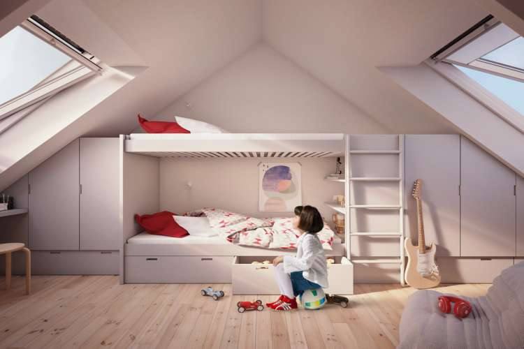 502708-01 attic 1 - after with kid HR