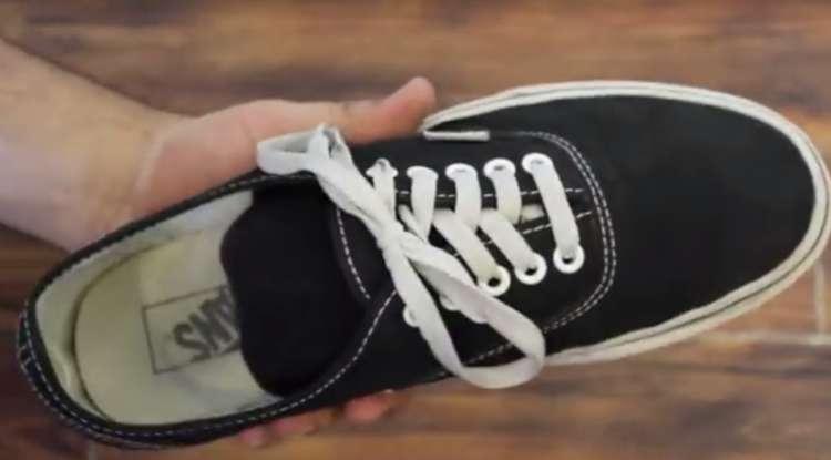 nogavice v čevlje