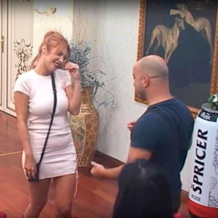 Mirela Lapanović, Milutin Radosavljević Mili