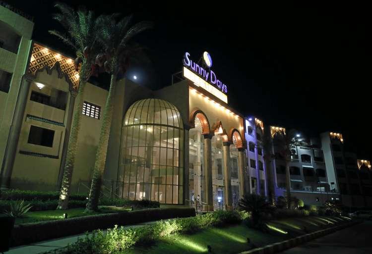 Egipt, hotel Hurgada, napad na tuje turiste