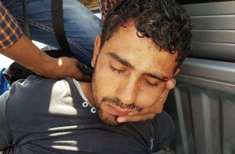 Hurgada, napadalec na tuje turistke