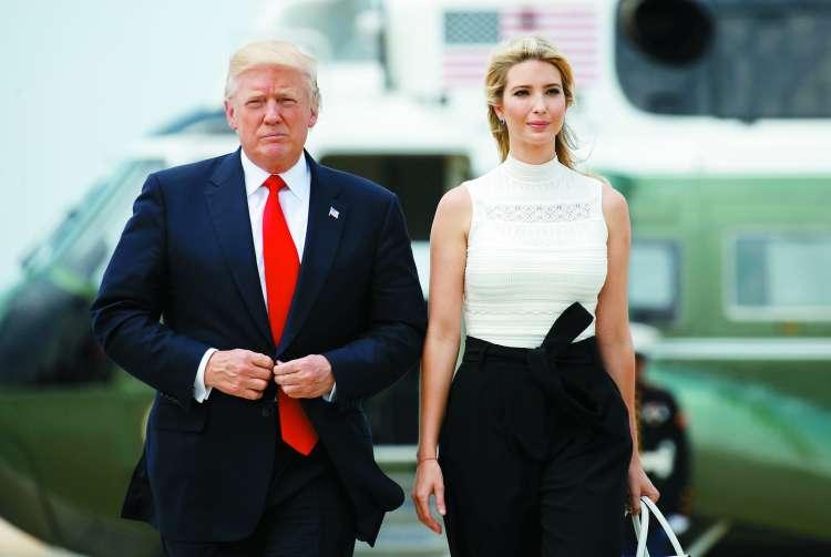 ivanka trump2 - foto Reuters