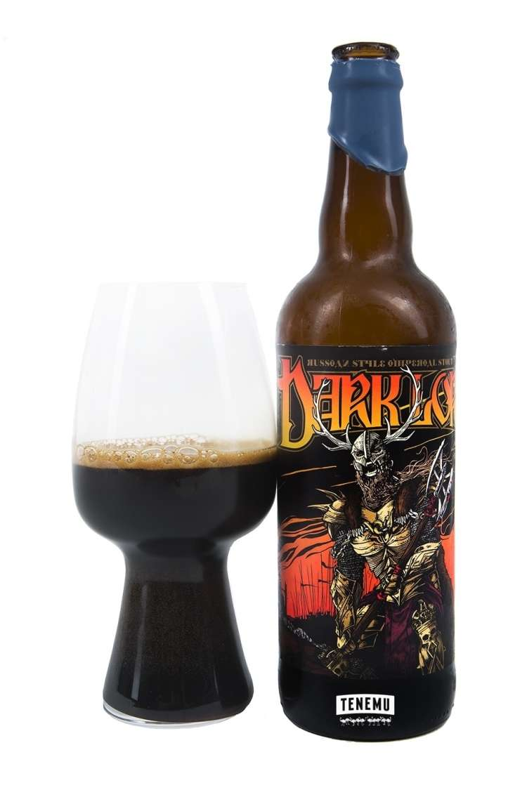 oak aged dark lord