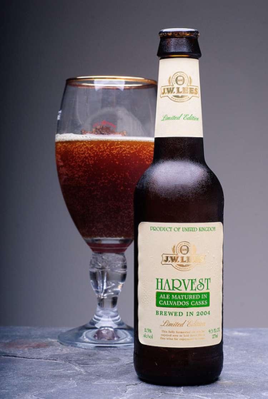 lees harvest ale