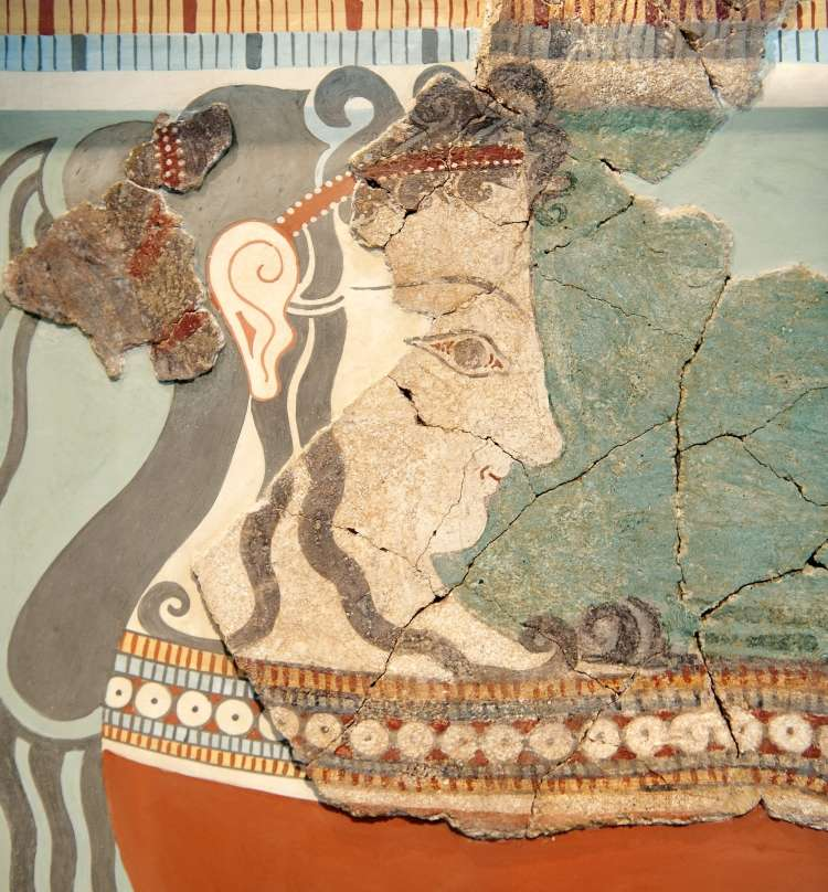 Mikenska freska
