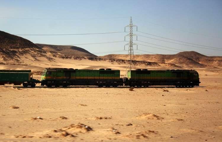 železnica, vlak, egipt