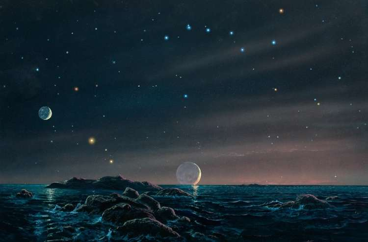 Tau Ceti, zvezda, planet, vesolje
