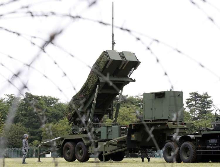 japonska, PAC-3
