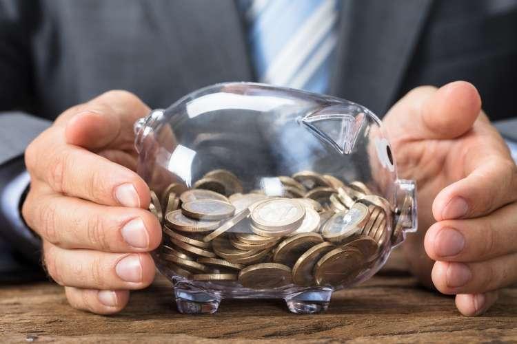 varčevanje, denar, kovanci