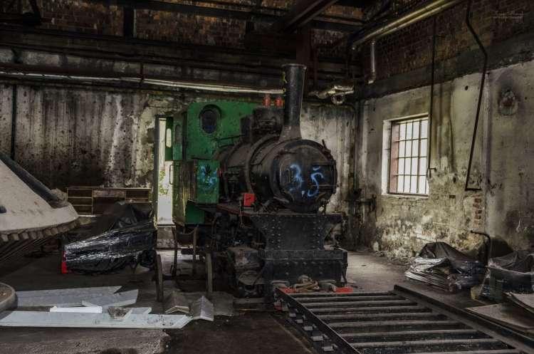 stara lokomotiva