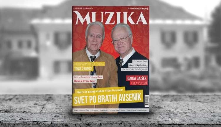 Revija muzika september 2017.