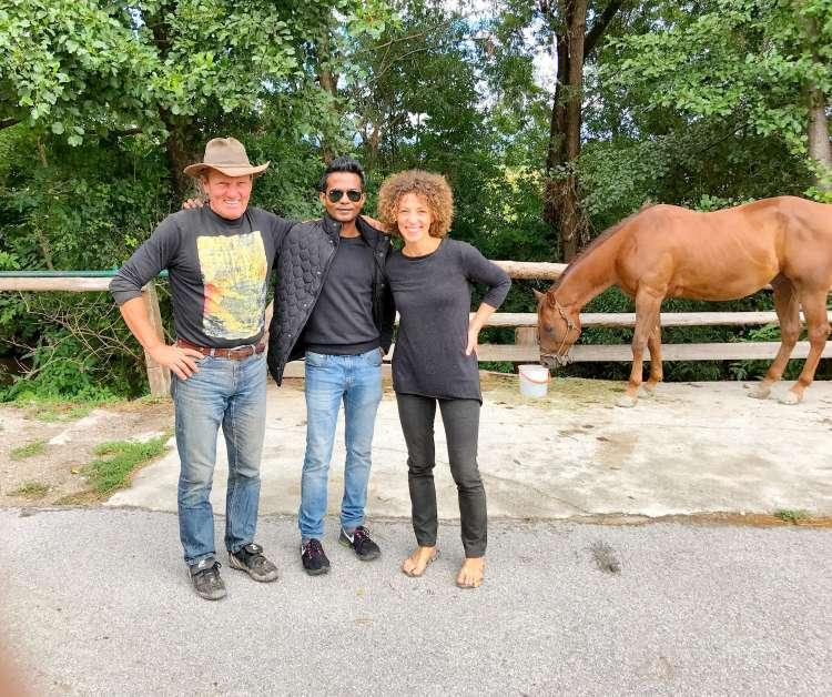 lastnika ranča Dravinja, turistična patrulja, micheal, Slovenske konjice
