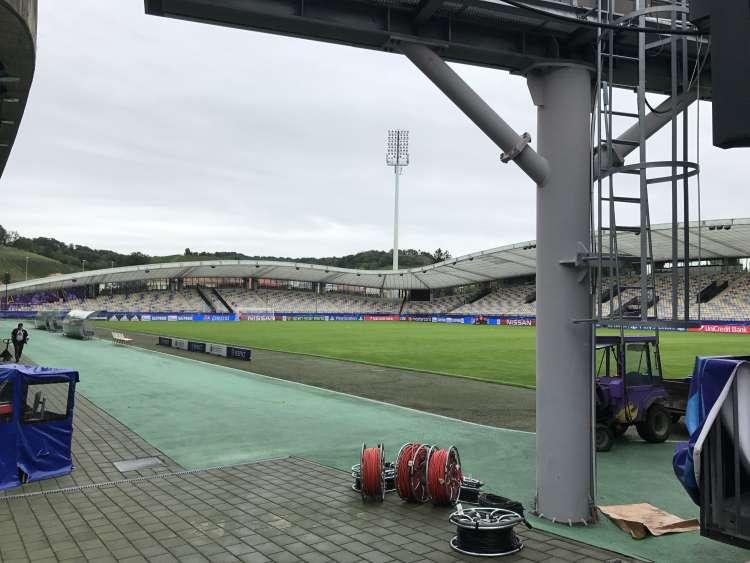 stadion, Ljudski vrt, Maribor