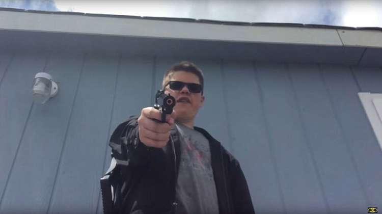 Caleb Sharpe, streljanje na šoli, Rockford