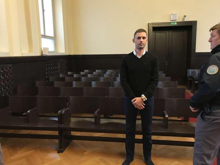 Matjaž Ferlič, sodišče, Maribor