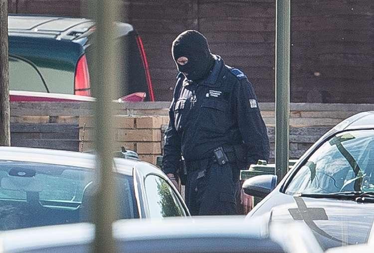 Teroristični napad London, britanski specialci