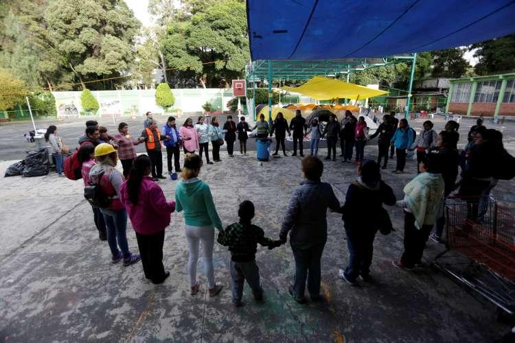 Potres v Mehiki