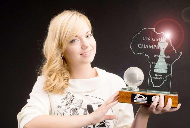 Laura je že leta 2014 osvojila naziv svetovne prvakinje v konkurenci šahistk do 14 let.