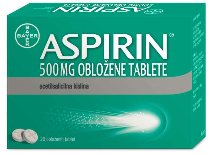 aspirin 500