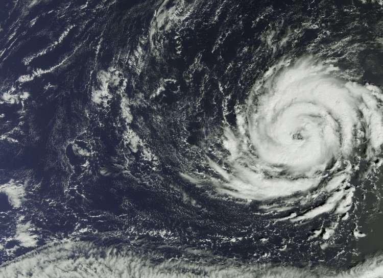 orkan, nevihta, ofelija