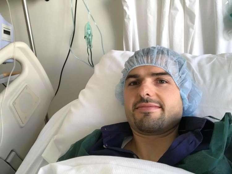 matej tonin, operacija