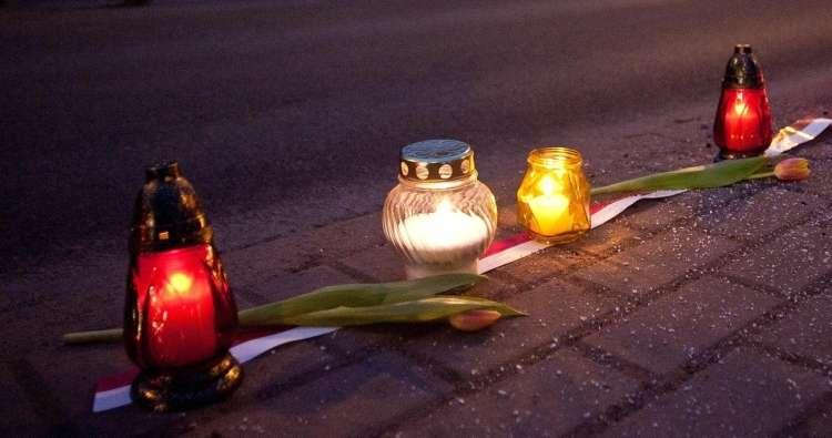 sveča, nesreča