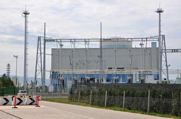 NEK, jedrska elektrarna krško