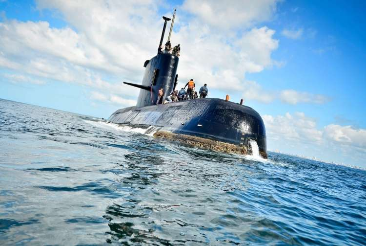Podmornica ARA San Juan