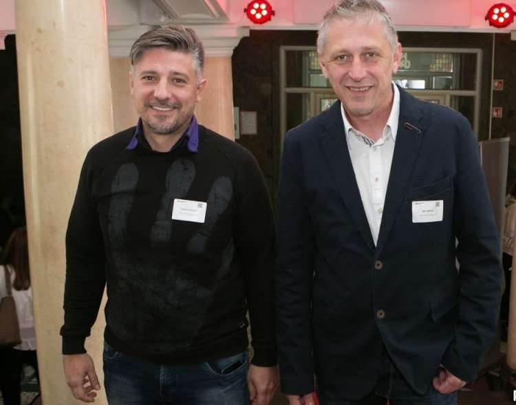 Igor Škerlak&Simon Prelesnik