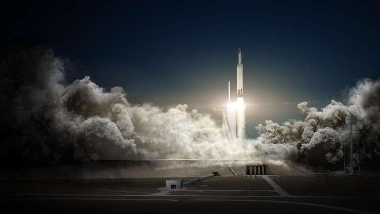 SpaceX, Falcon Heavy