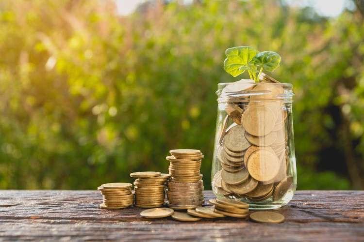 denar, varčevanje