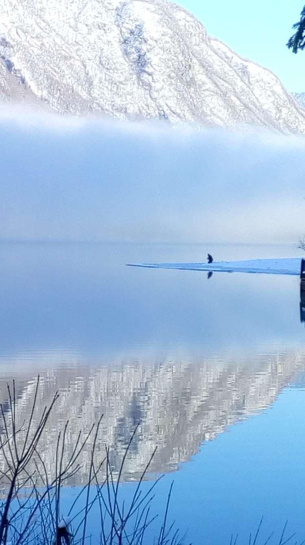 jezero,