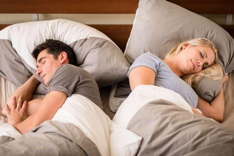 spanje na boku