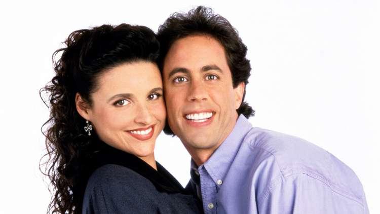 Julia Louis-Dreyfus in Jerry Seinfeld