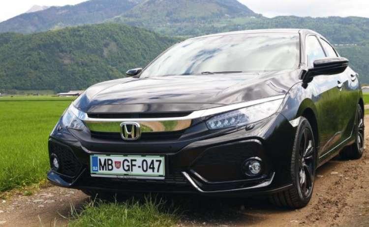 PREDSTAVITEV: Honda civic