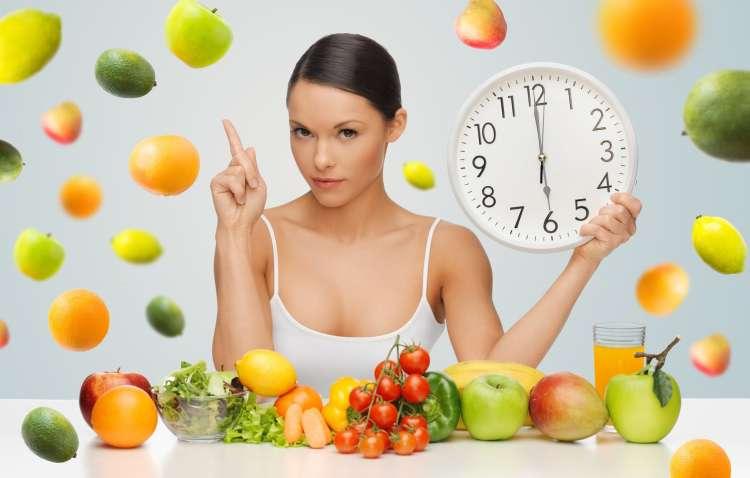 vsako živilo ima svojo mero