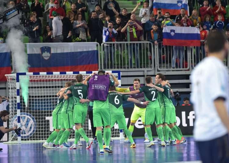 slovenija italija futsal