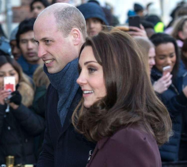 Princ William, Kate Middleton