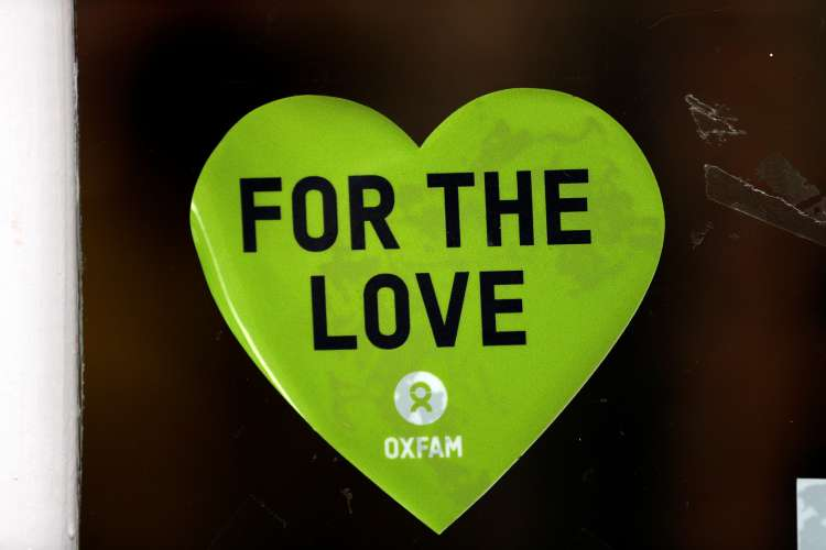 humanitarna organizacija oxfam