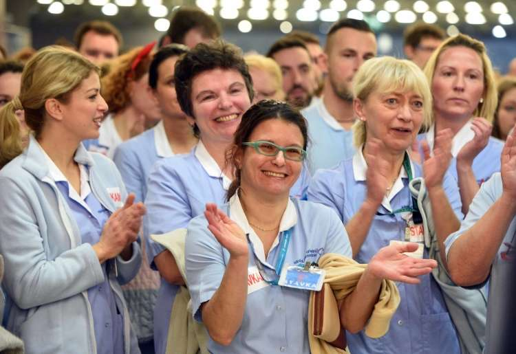 Stavka medicinske sestre