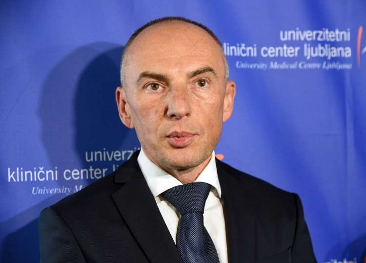Aleš Šabeder, generalni direktor UKC Ljubljana