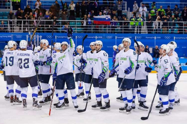 olimpijske igre, slovenija, ZDA, hokej