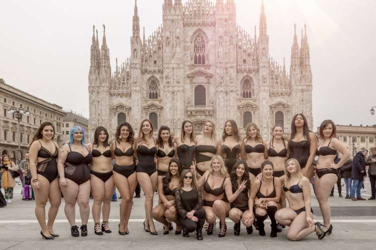 Body Positive Catwalk - Laura Brioschi