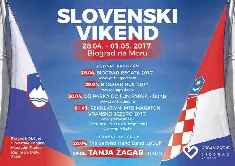 Slovenski vikend