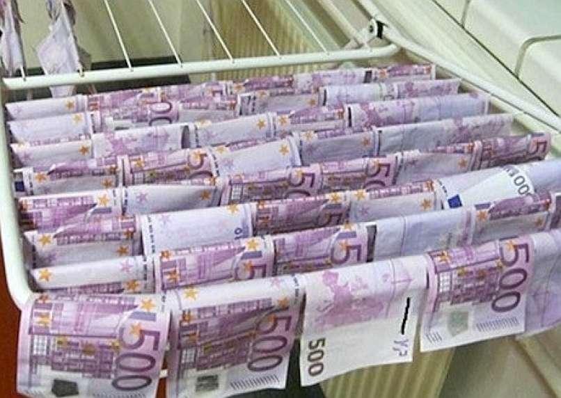 banknotes, dunaj
