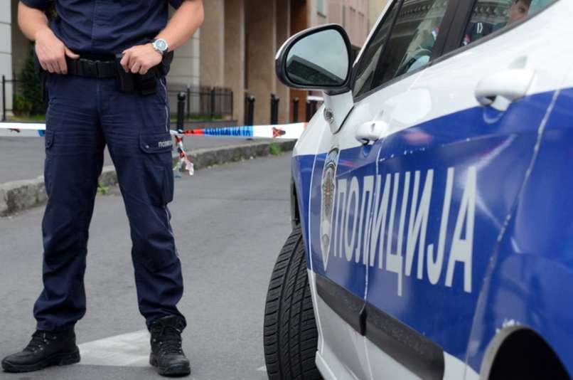 Srbska policija